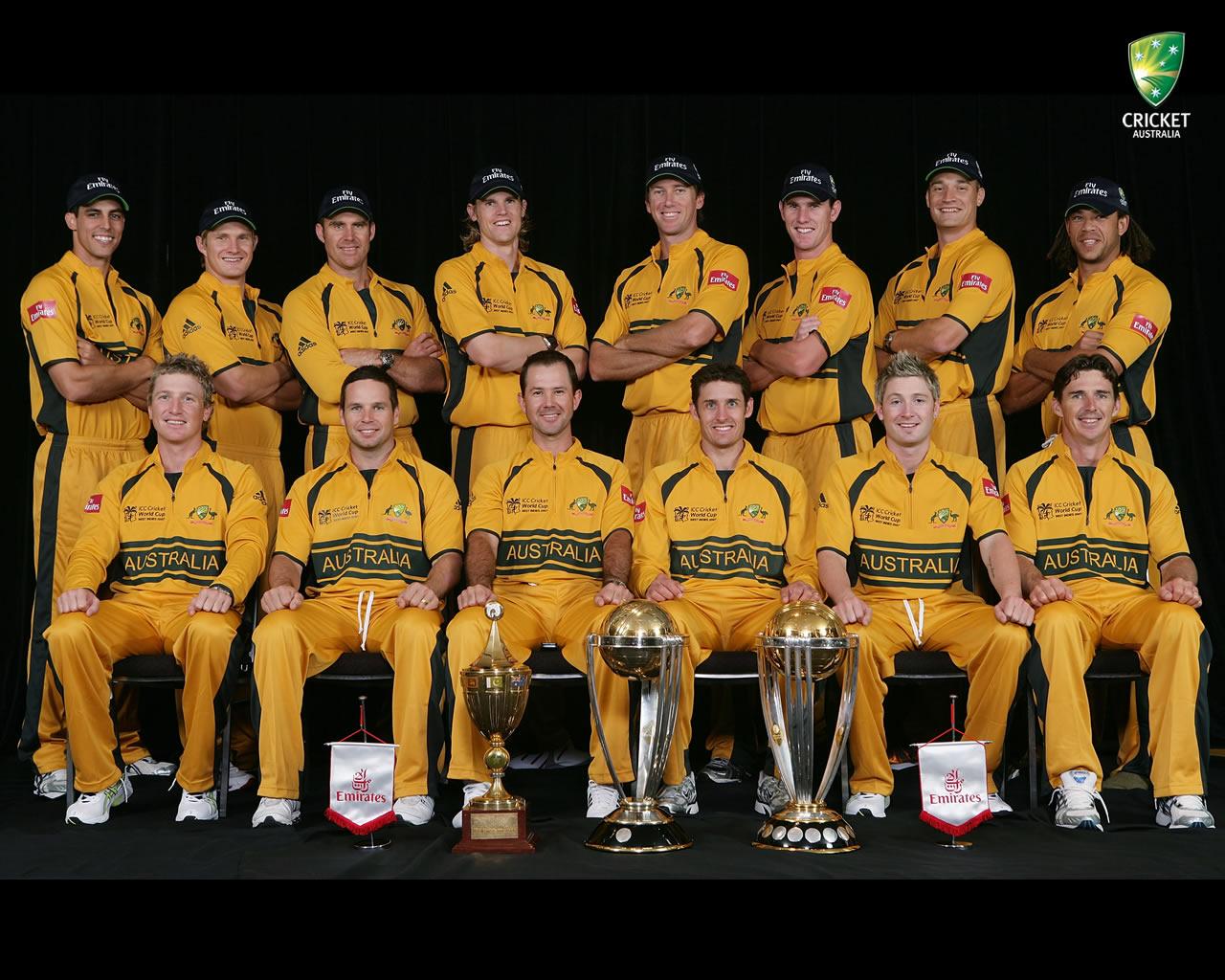 ICC Worlds Top ODI Cricket Teams