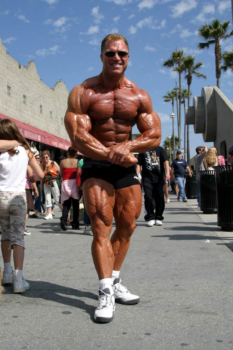 Top Bodybuilders of the World Ever