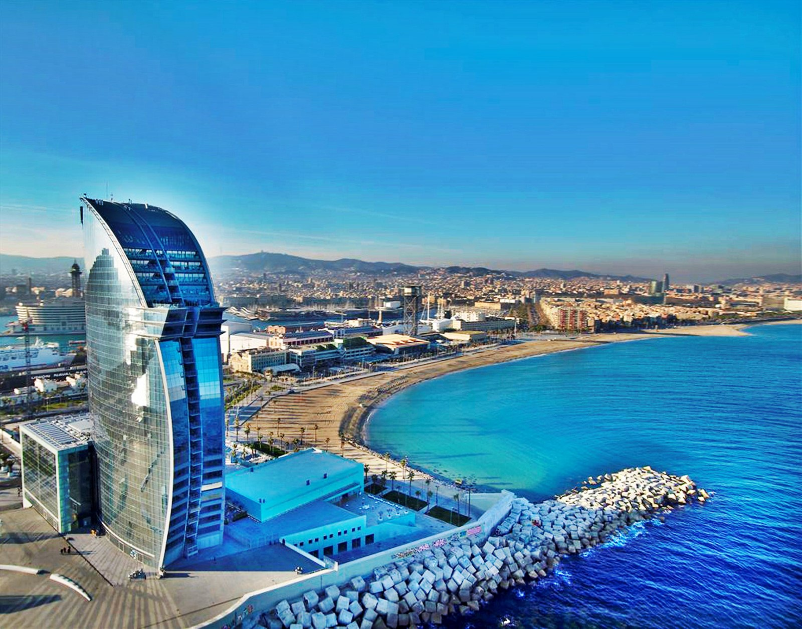 Places To Visit In The City Barcelona