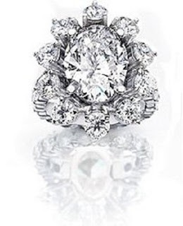 House of Taylor Oval Diamond Engagement Ring
