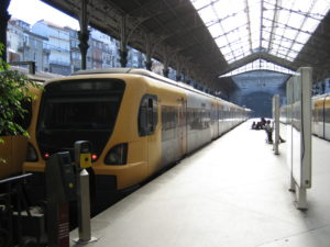 Sao Bento Railway Station, Portugal