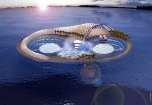 The Hydropolis Underwater Resort Hotel, Dubai