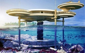 The Water Discus, Dubai