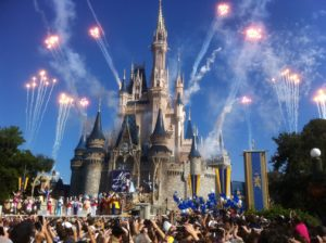 Walt Disney World's Magic Kingdom, Orlando