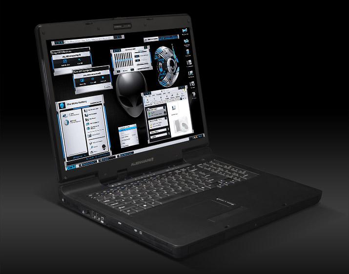 Alienware Area-51 M9750 laptops