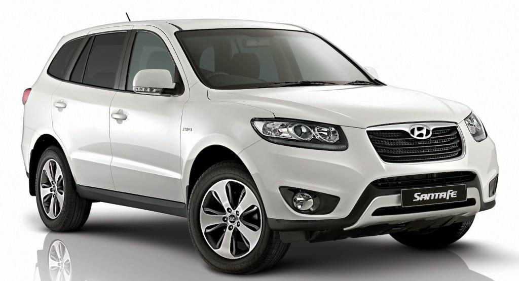 Hyundai Introduces Special Edition Santa Fe 'Trail'