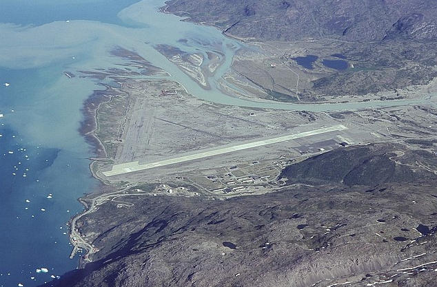 Narsarsuaq Airport, Greenland