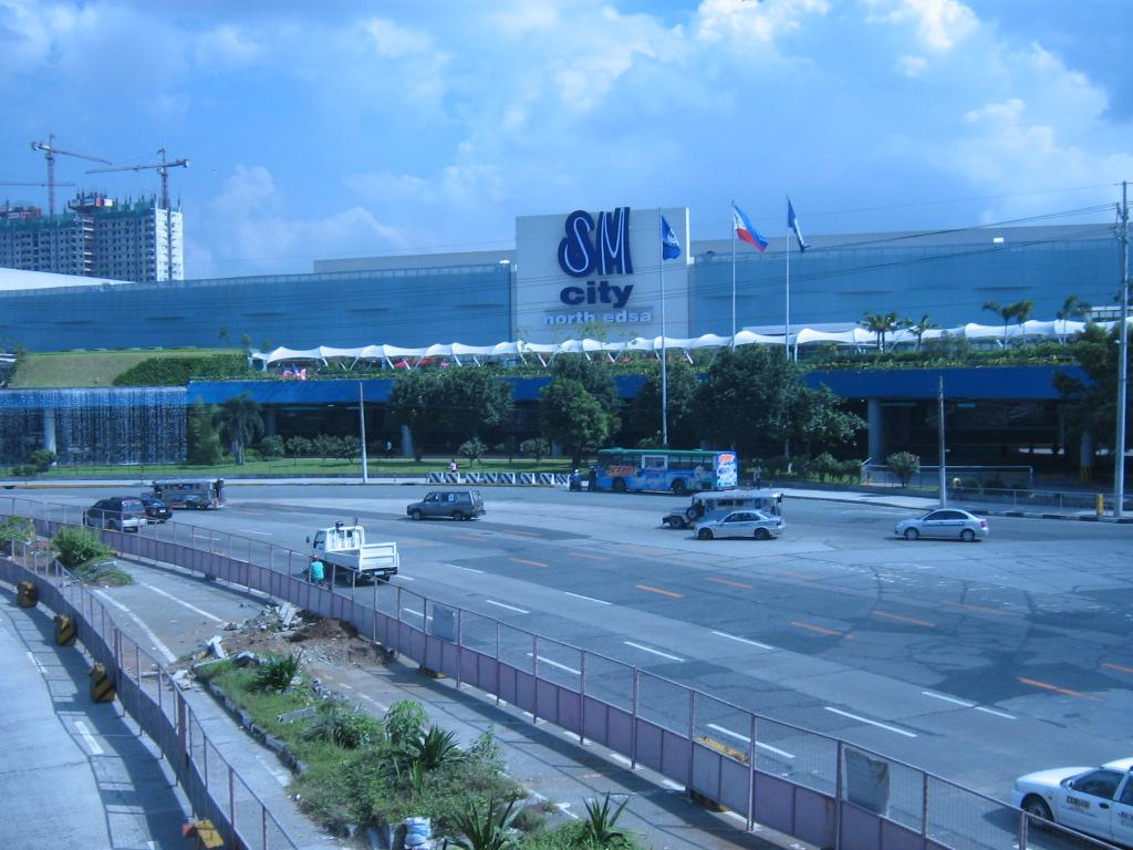 SM City North EDSA