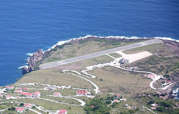 The Juancho E. International Airport