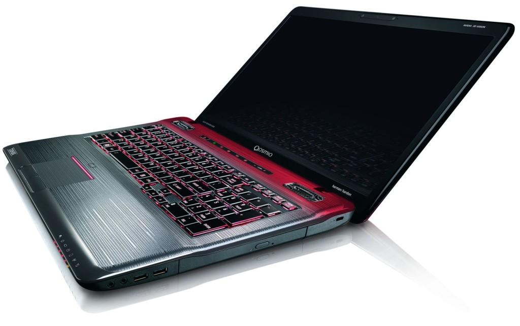 Toshiba Qosmio X770 Laptops