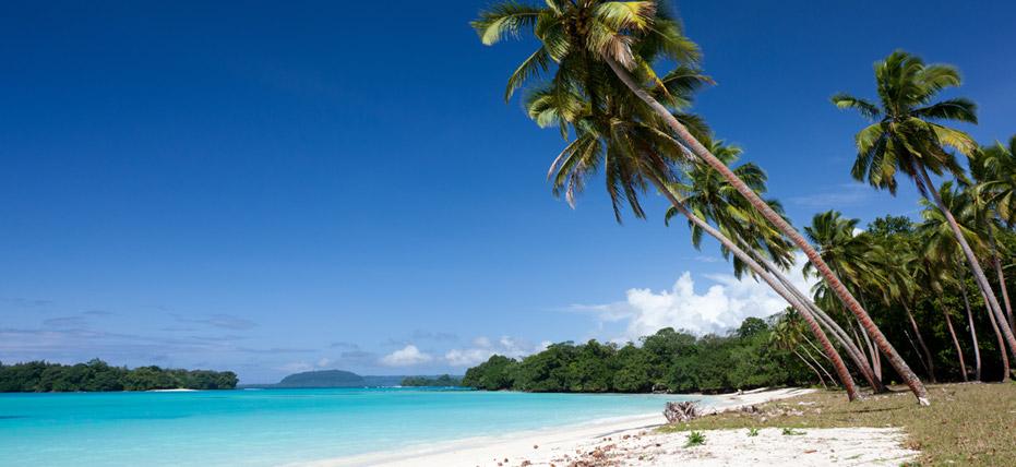 Champagne, Beach Vanuatu