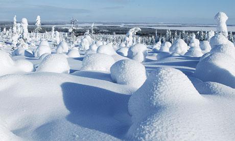 lake heikki finland