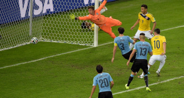 Top Ten Goals From the 2014 FIFA World Cup