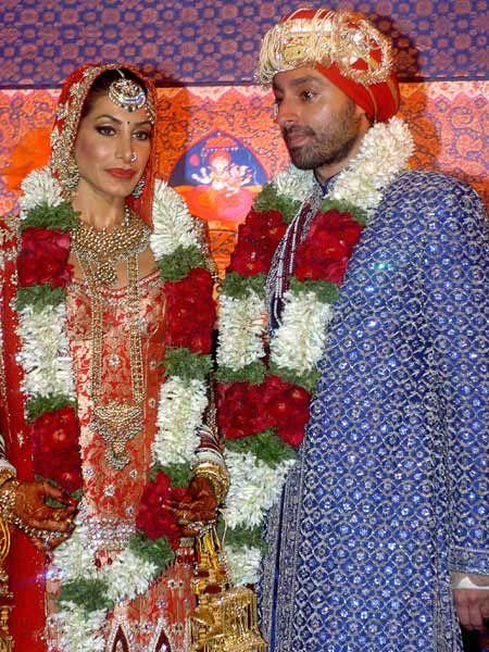 Priya Sachdev and Vikram Chatwal