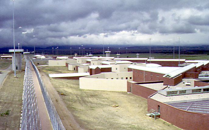 maximum security prison ADX Florence
